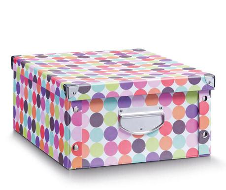 Pudełko z pokrywką do przechowywania Dots Plus