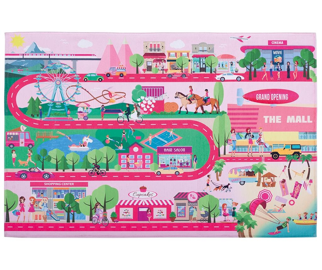 Igralna podloga My Torino Kids Glamour 80x120 cm