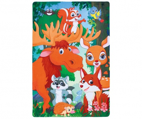 Covor My Fairy Tale Forest 100x150 cm