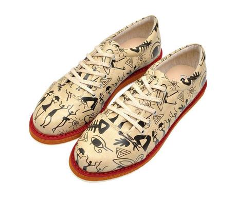 Dámske topánky Dancers