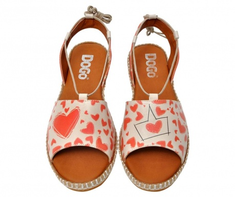 Sandale dama Sending Love