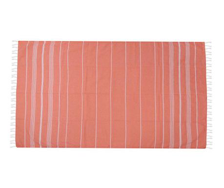 Plážová osuška Sultan Coral 100x180 cm