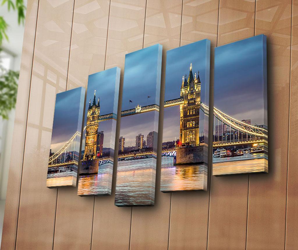 Set 5 slike London Lights