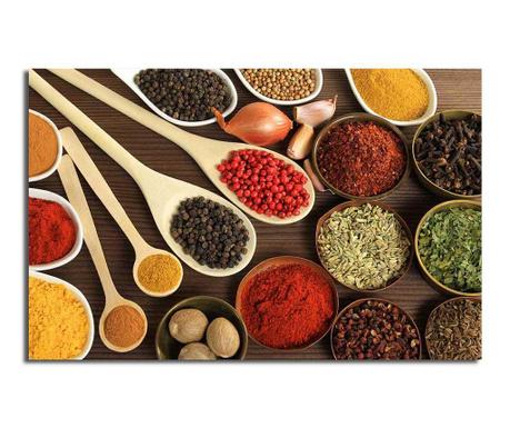Tasting Spices Kép 45x70 cm