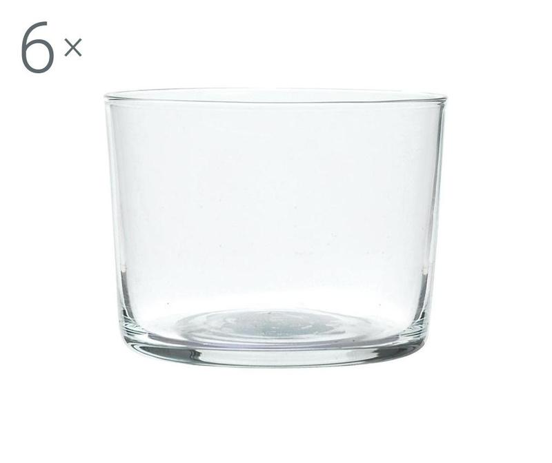 Set 6 čaša New York 220 ml