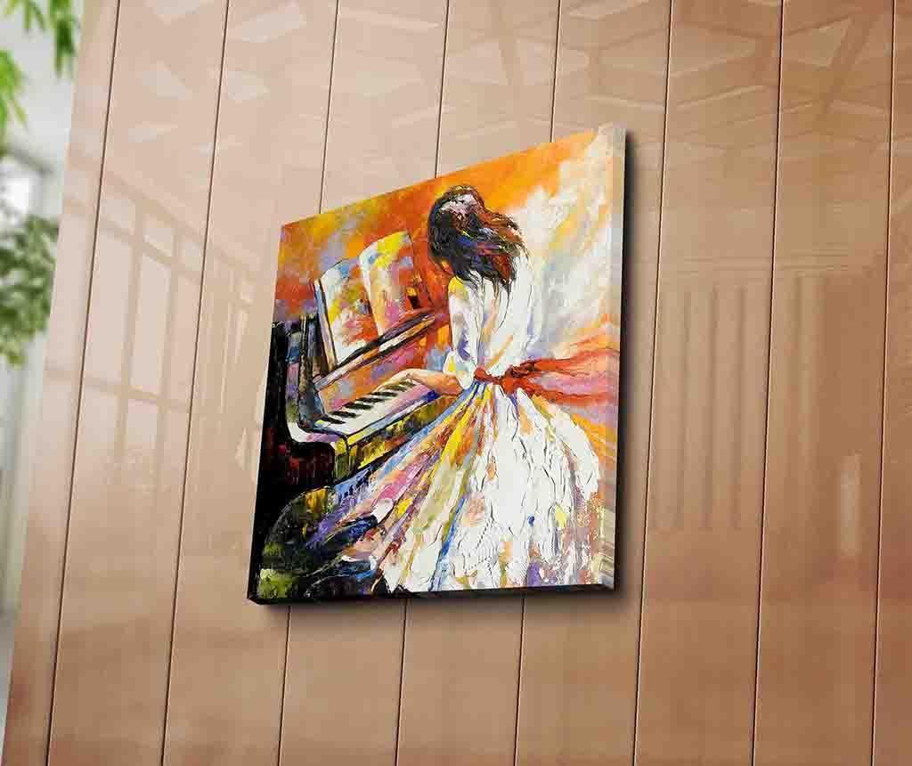 Slika Piano 45x45 cm