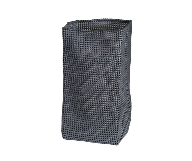Cos pentru rufe Flex Kubus Dark Grey