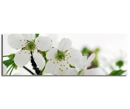 Obraz Flowers 30x90 cm