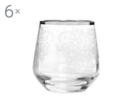 Set 6 čaša Soryn 95 ml
