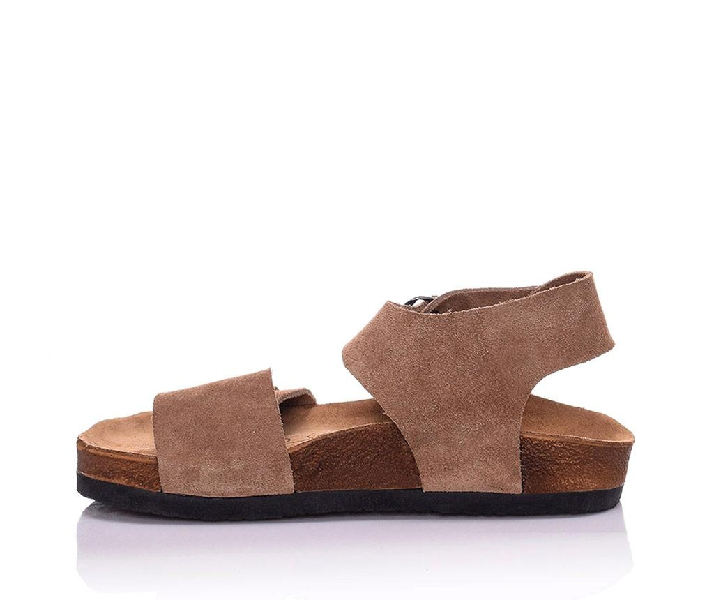 Sandale dama Ariella Extra Brown 37
