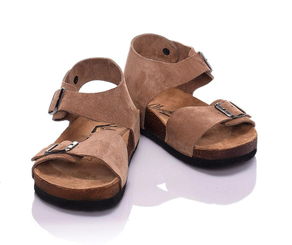 Sandale dama Ariella Extra Brown 39