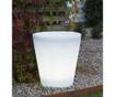Assisi Warm White Virágcserép LED-del M