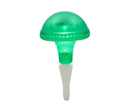 Assisi Mushroom Green Napelemes lámpa