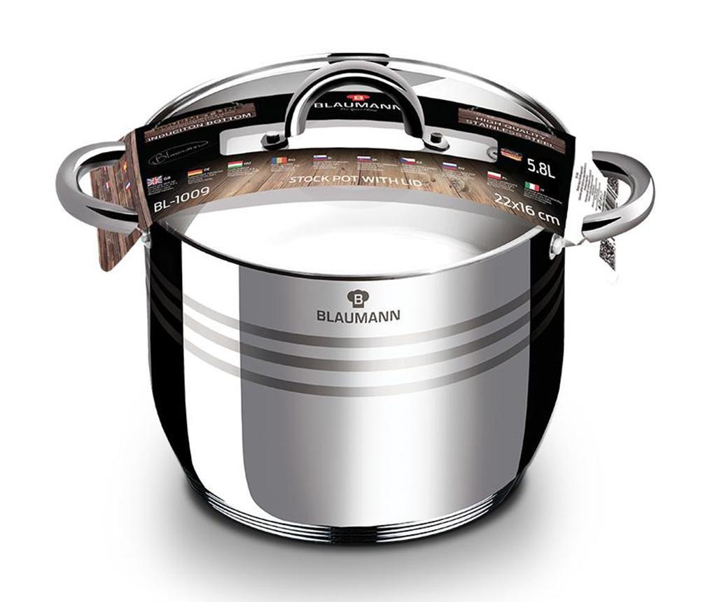 Lonac s poklopcem Gourmet 5.8 L