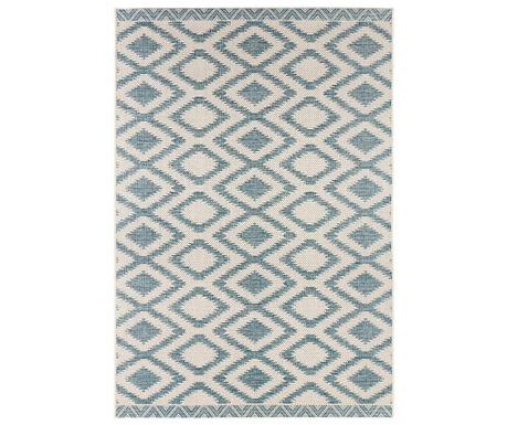 Venkovní koberec Botany Isle Aqua Blue