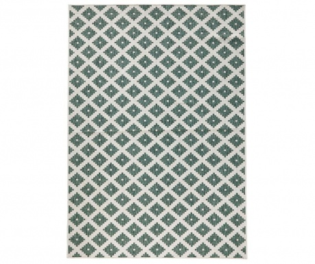 Venkovní koberec Twin Nizza Green Cream