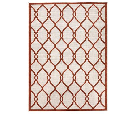 Venkovní koberec Twin Rimini Terra Cream