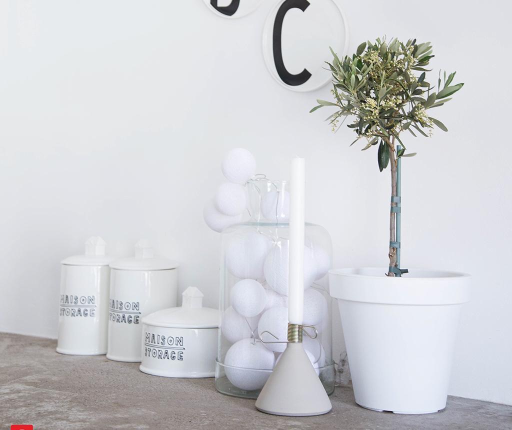 Ghirlanda luminoasa Premium Pure Whites 264 cm