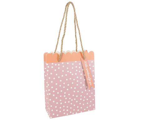 Poklon vrećica Scallop Pink
