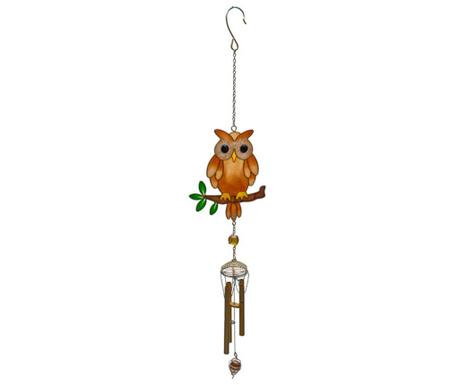 Clopotei de vant Owl Brown