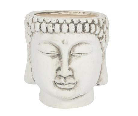 Držalo za cvetlični lonec Buddha Head