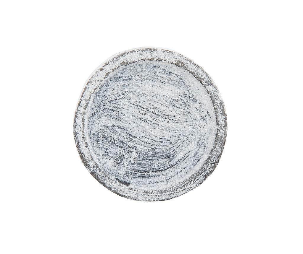 Simple White Ajtógomb