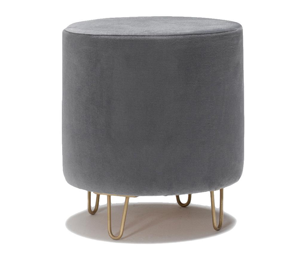 Taburet Asmara Grey