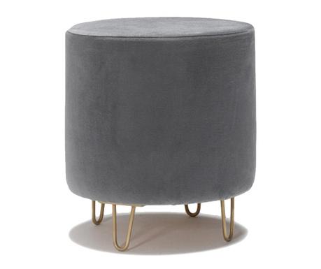 Taboret Asmara Grey