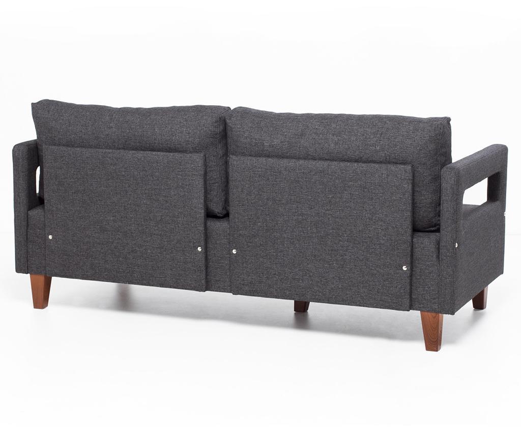 Comfort Grey Háromszemélyes kanapé