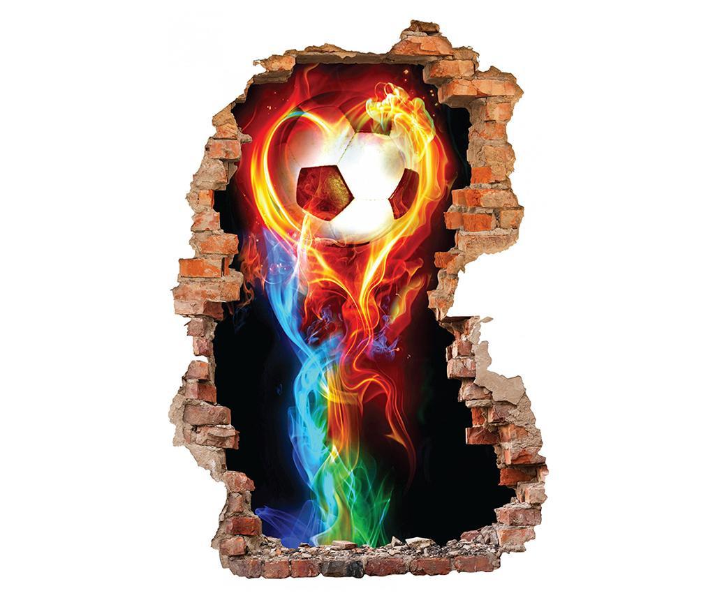 Nalepka 3D Coupe du Monde