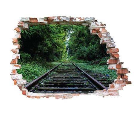 Rails 3D Matrica