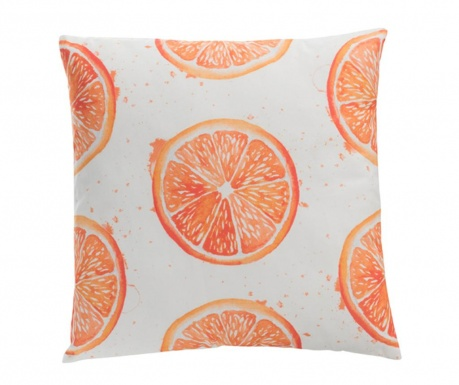 Perna decorativa Red Oranges 45x45 cm