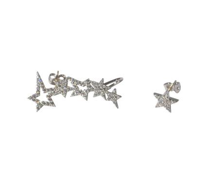Σκουλαρίκια Starshine