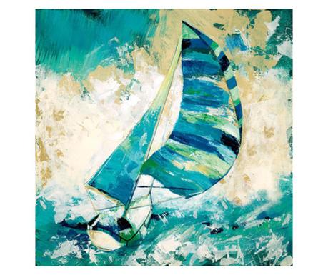 Slika Sail 100x100 cm