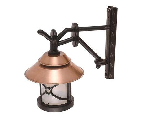 Zewnętrzna lampa ścienna Lodinda Down