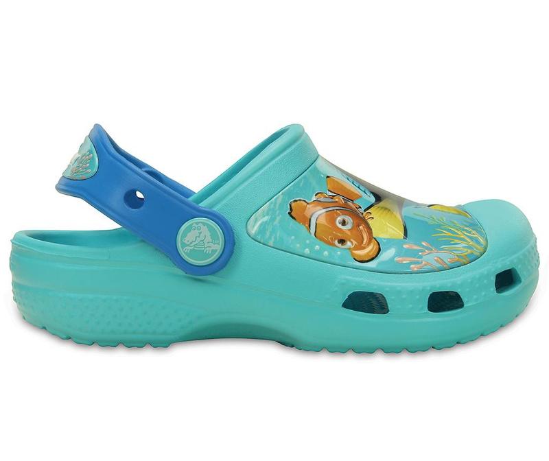 Otroške cokle Crocs Find Dory 29-31