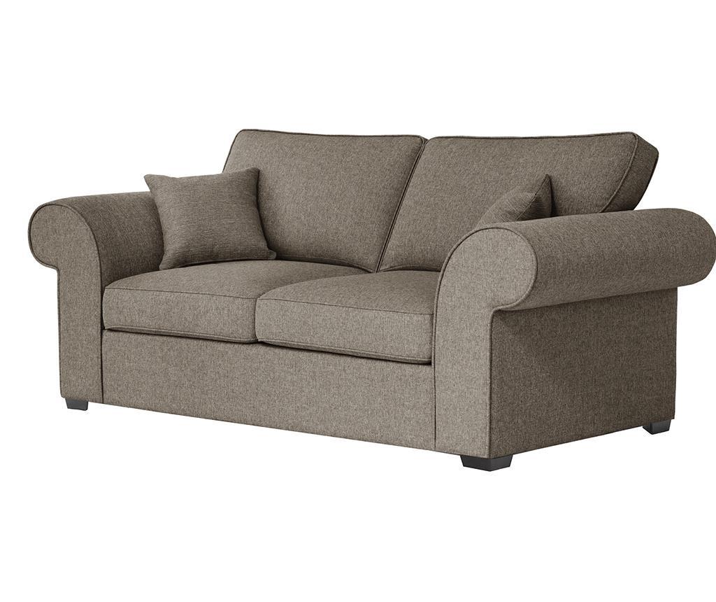 Ivy Hazelnut Kétszemélyes kihúzható  kanapé