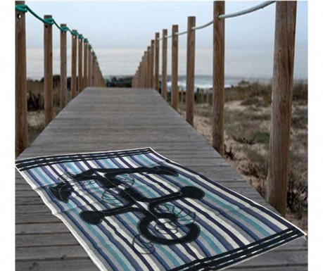 Plážový uterák Anchor 70x140 cm