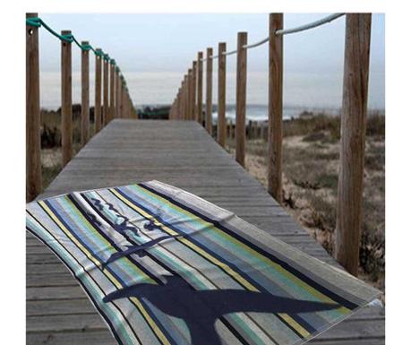 Plážový uterák Seagull 70x140 cm