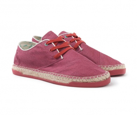 Moške superge Lite Laced Up Stone Wash Wine 45