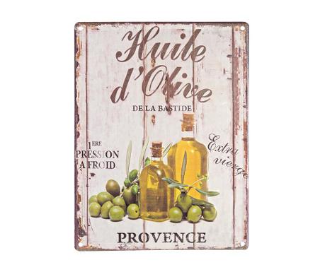 Dekoracja ścienna Provence Olive Oil