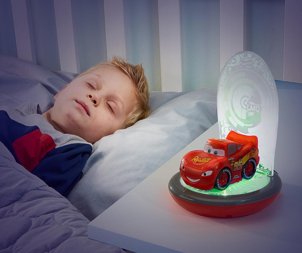 Lampa de veghe cu proiectie Cars