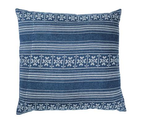 Poduszka dekoracyjna Yantra Blue 52x52 cm