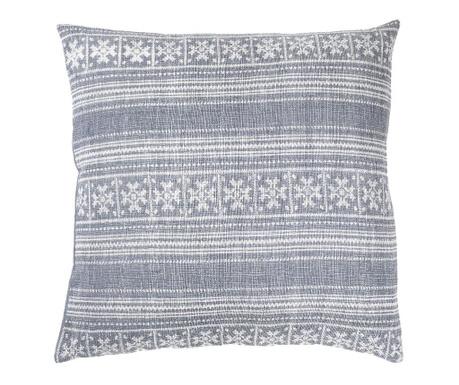 Poduszka dekoracyjna Yantra Grey 52x52 cm