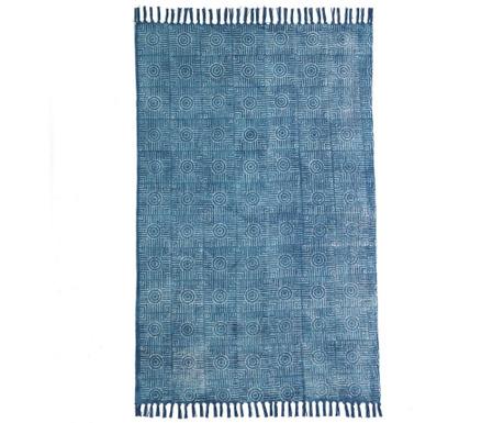 Tepih Yantra Blue 115x195 cm