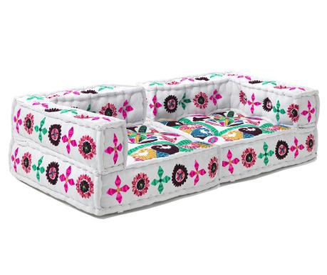 Set 2 jastuka za sjedenje Yantra Sweet