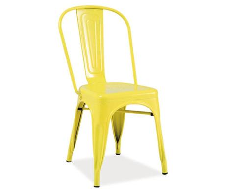 Scaun Dora Yellow