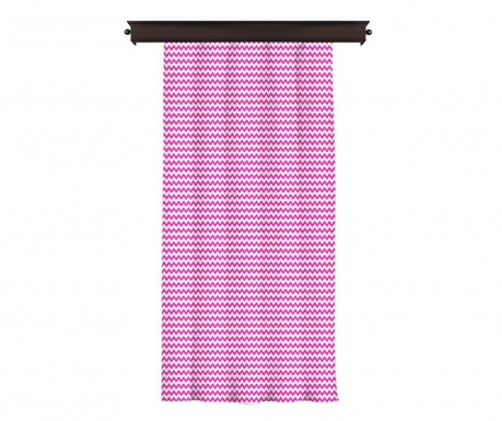 Draperie Border Purple 140x260 cm