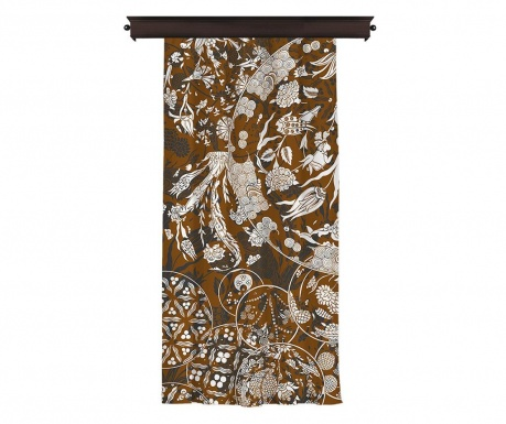 Draperie Lizarden Brown 140x260 cm