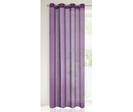 Perdea Eko Purple 140x250 cm